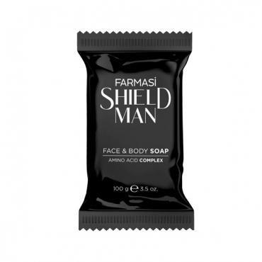Farmasi Erkek Shield Man Yüz ve Vücut Sabunu